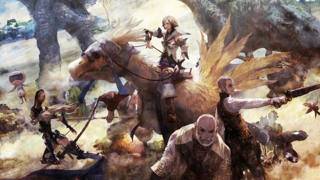 Nintendo Switch Eshop Has Final Fantasy Games For Cheap And Many More Great Deals