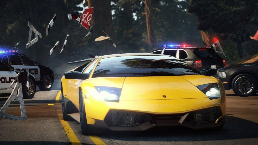 Online Retailer Lists Need For Speed: Hot Pursuit For Nintendo Switch