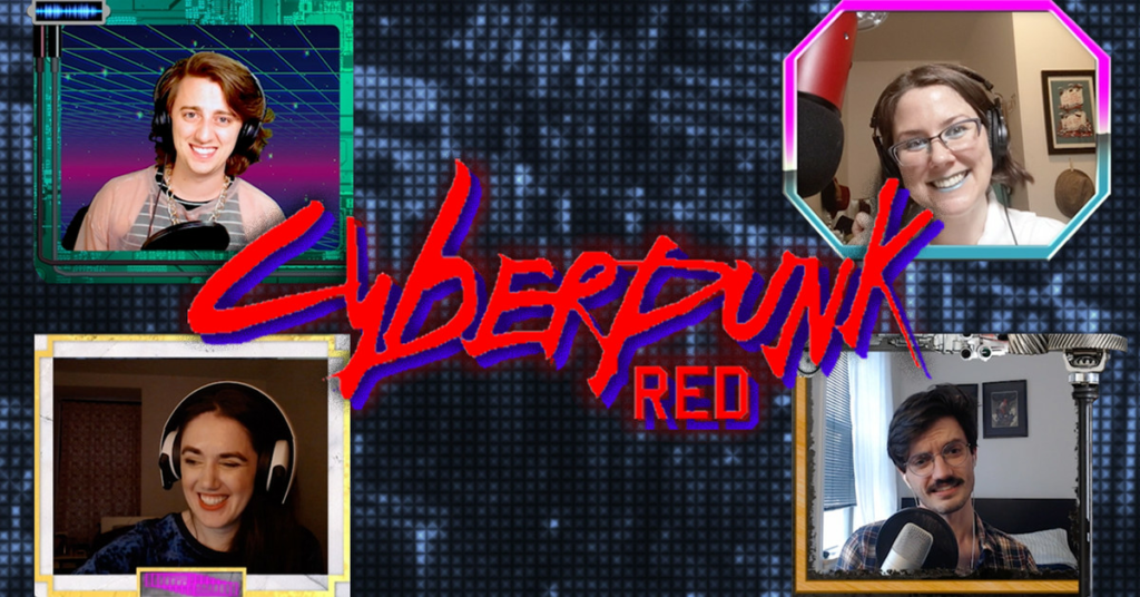 Our Cyberpunk Red real play concludes its first story arc