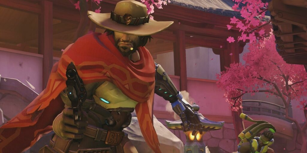 Overwatch Update Removes Controversial Spray
