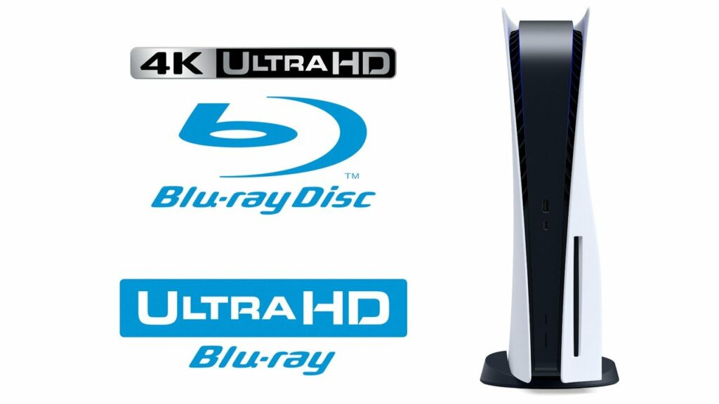 PS5 and 4K UHD Blu-rays: Can PlayStation 5 Play Them?