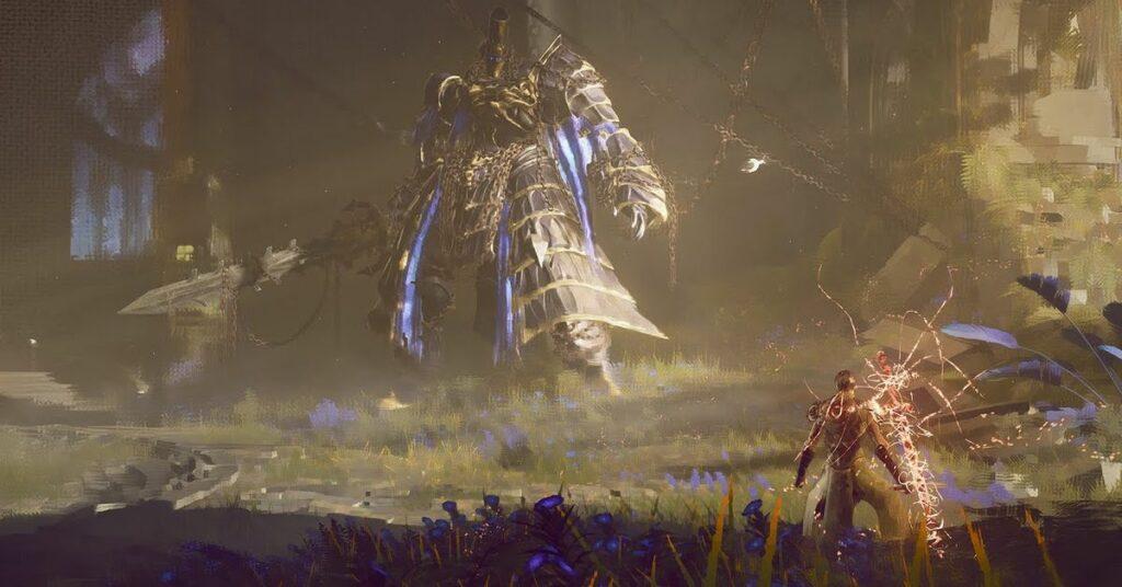 PlatinumGames' Babylon's Fall still in development for Square Enix