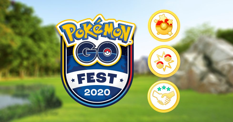 Pokémon Go Fest 2020 Weekly Skill Challenge guide