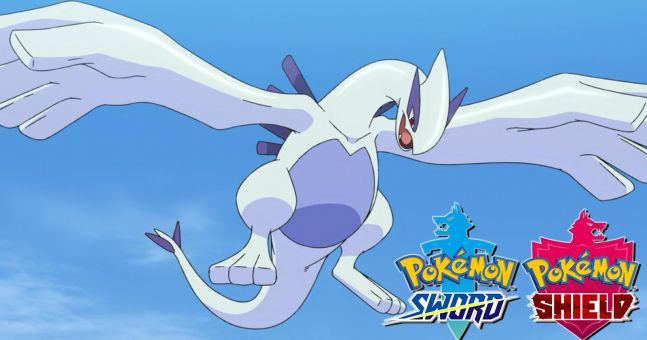 Pokemon Sword & Shield player shows what Galarian Lugia could look like