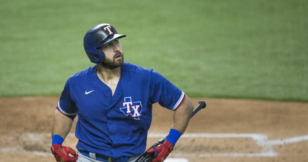 Rangers OF Joey Gallo needs more games to be ready for opening day