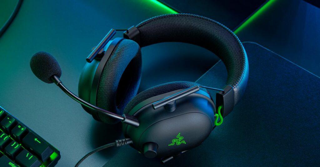 Razer's BlackShark V2 wired PC gaming headset features THX spatial audio