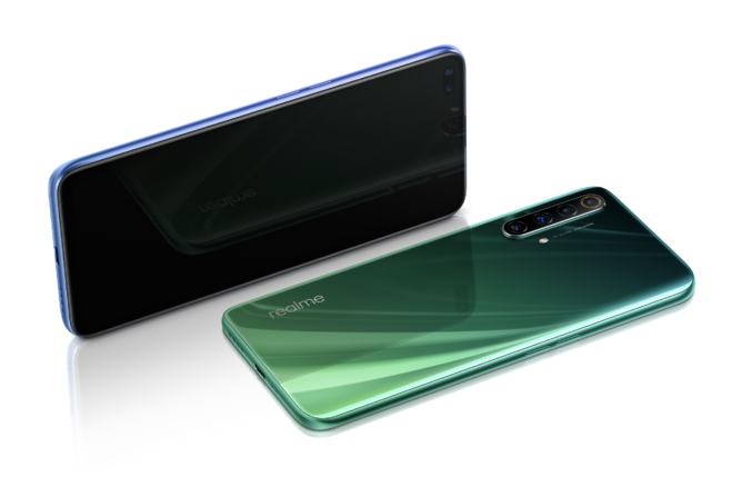 Realme's X50 5G arrives in the UK and Europe for just £299/€349