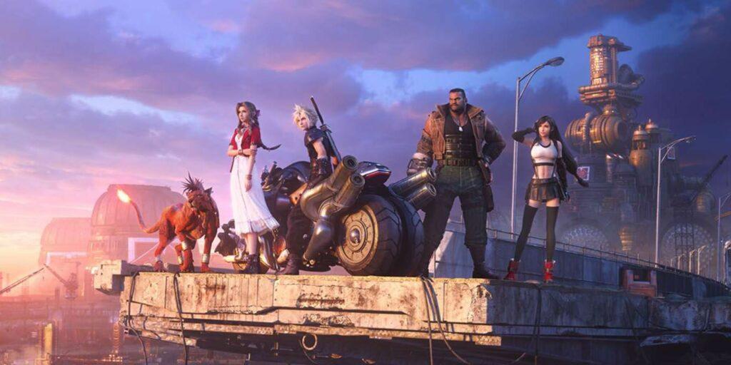 Final Fantasy VII Remake Producer On Recasting Voice Actors