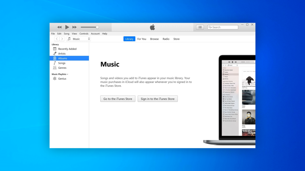 Report suggests new Apple app coming to Windows 10