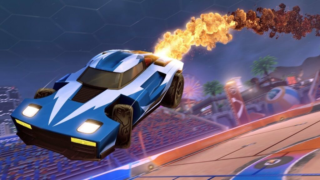 Rocket League Will Become Free-To-Play in Summer 2020