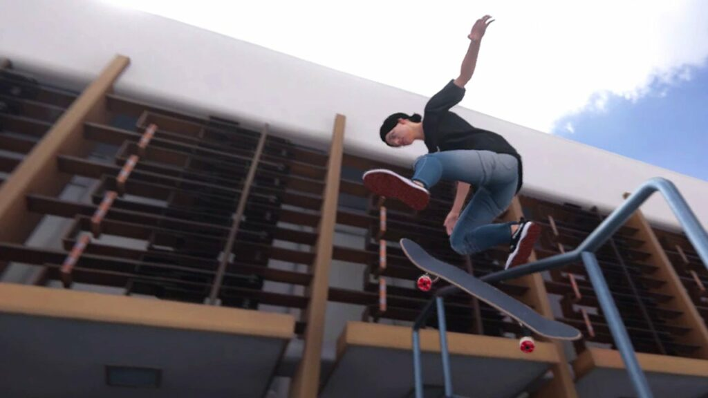 Skater XL Review - IGN