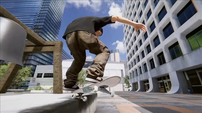 Skater XL has an insane achievement that will take you roughly 2,700 hours to unlock