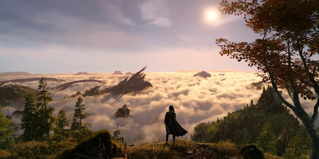 Square Enix's PS5 Game Project Athia Is Open World
