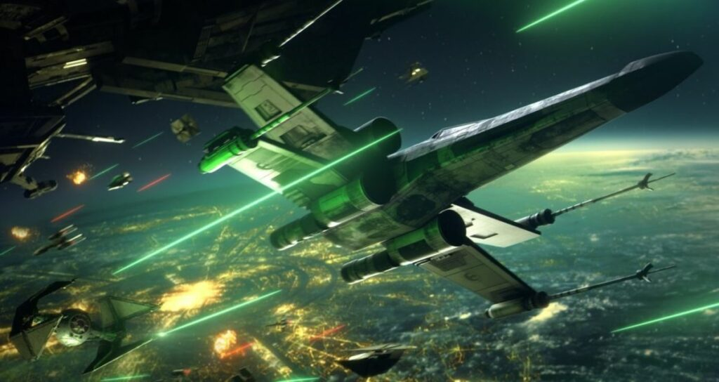 Star Wars: Squadrons is $40 because it doesn't have the 'breadth' of bigger EA games