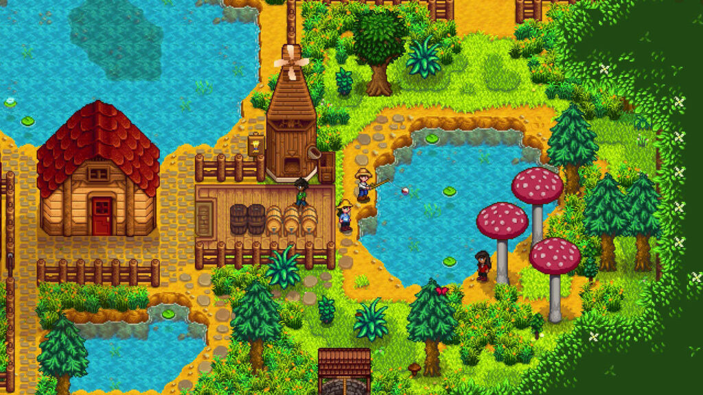 Stardew Valley's Next Big Update Adds Free End-Game Content