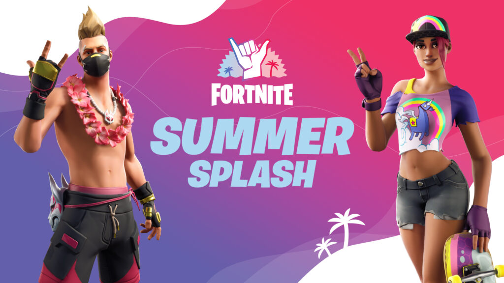Summer Splash: Dive in and Play Fortnite LTM Events Today on Xbox One
