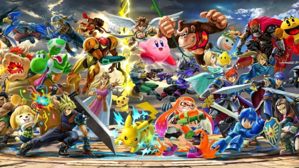 Super Smash Bros. Ultimate New DLC Fighter Reportedly Leaked by GameStop