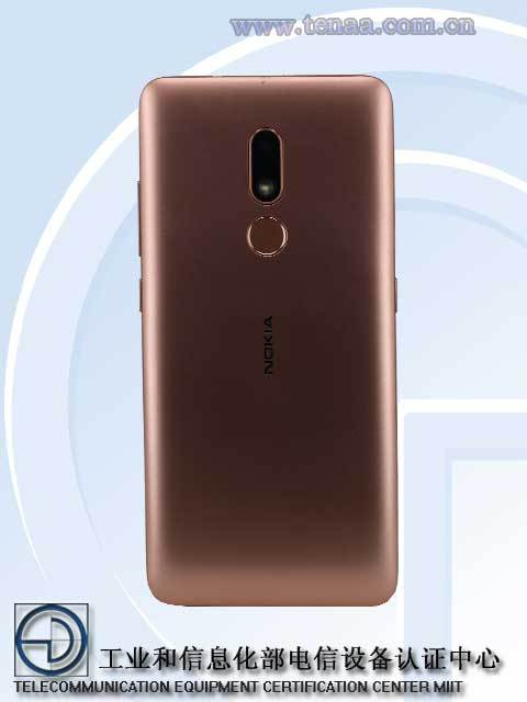 TENAA revealed photos of new affordable Nokia smartphone for China