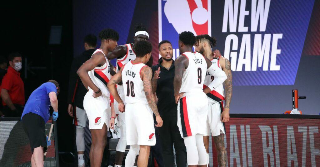 Terry Stotts: 'No Question' Blazers Are Ready for Seeding Games