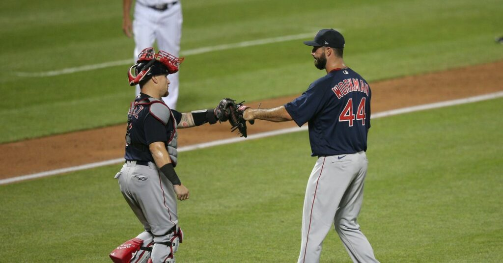 The Red Sox should try winning more games