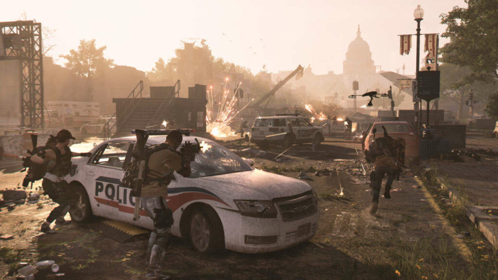 The Division 2 Update 10.1 Arrives Soon
