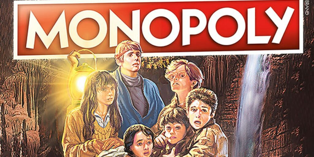 The Goonies Never Say 'Bankrupt' with Themed Monopoly Game