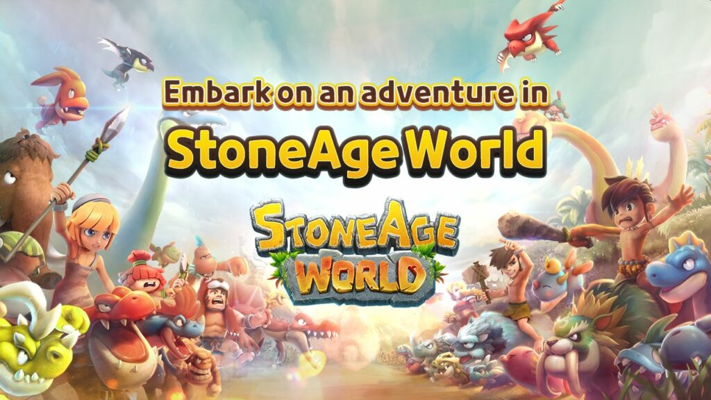 The First StoneAge World Update Adds Weekly Machine Pets Battles