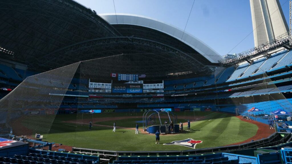 Toronto Blue Jays seeking exemption to play home games