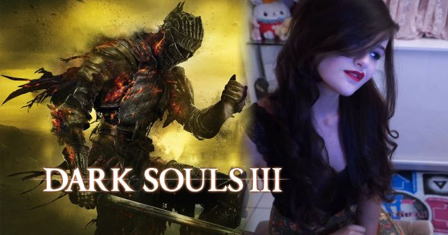 Twitch streamer beats Dark Souls on a dance pad with level 1 character