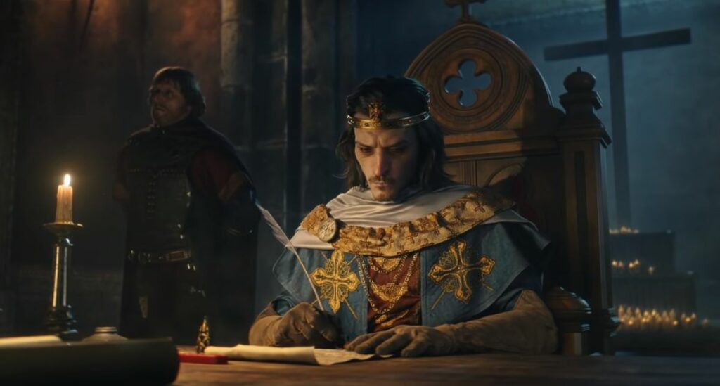Ubisoft reportedly cancelled a King Arthur RPG from Dragon Age designer Mike Laidlaw