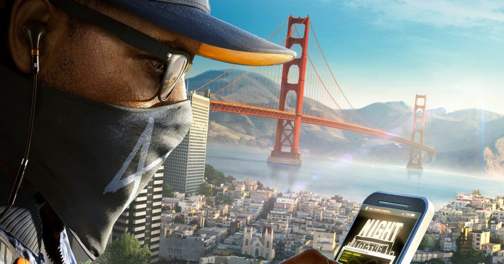 Ubisoft giving away free copies of Watch Dogs 2 for watching event