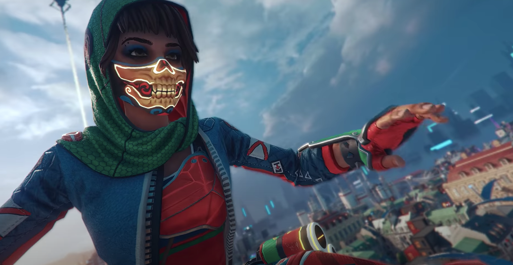 Ubisoft's Battle Royale Game, Hyper Scape, Adds Servers For Oceania And New Items