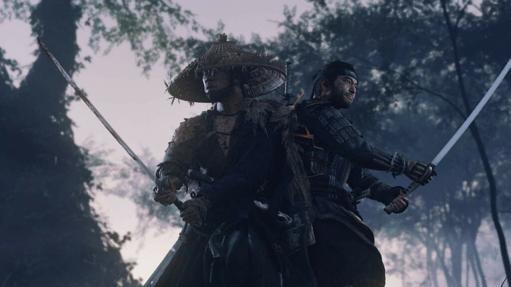 UK Sales Charts: Ghost of Tsushima Retains First Place in Slow PS4 Week