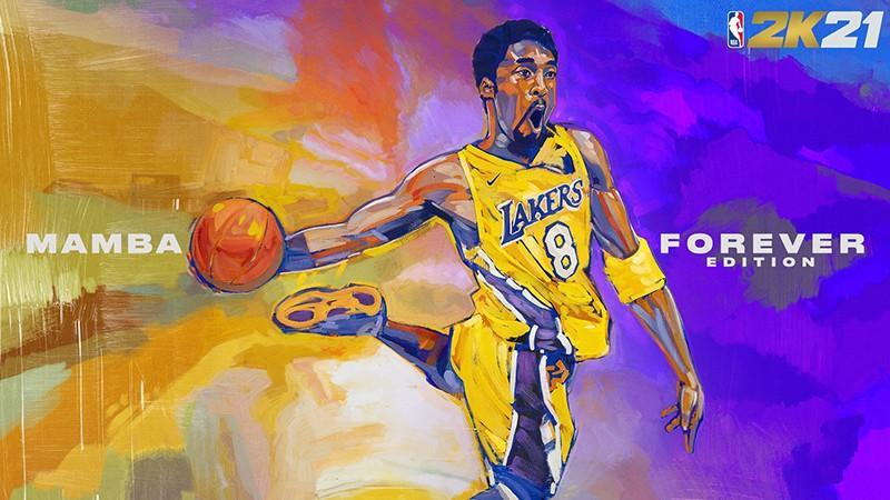 Update: Kobe Bryant Added As NBA 2K21's Final Cover Star