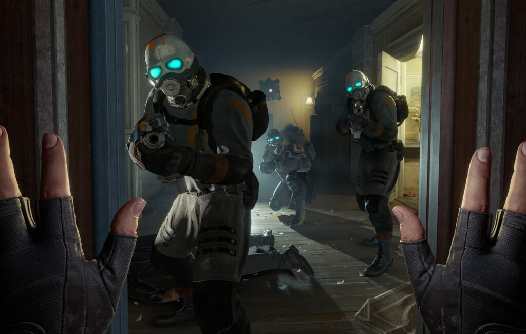 """Valve's 'Half-Life' team want to create a """"full-scale"""" non-VR game"""