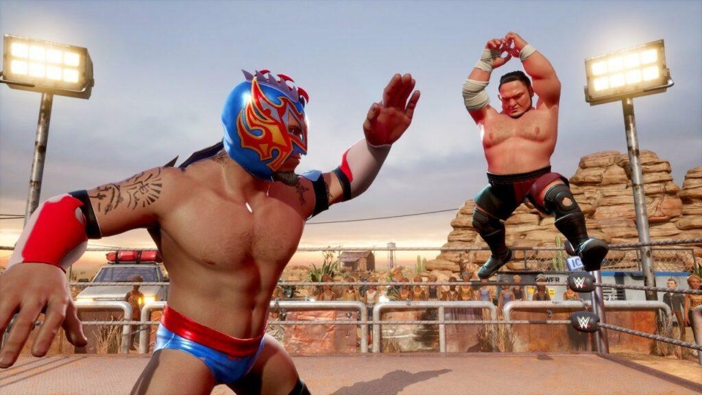 WWE 2K Battlegrounds Gets September Release Date