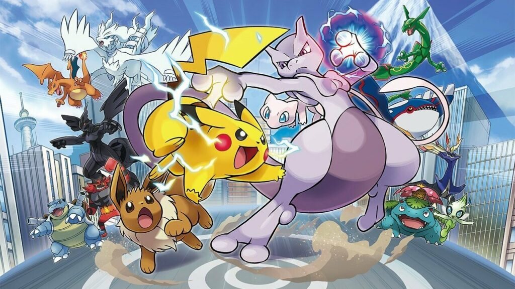 We Almost Got A Pokémon MMO Back In 2005