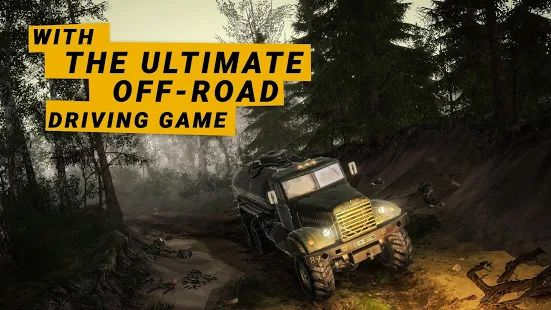 Popular Off-Road Sim MudRunner is Coming to Android on July 15th