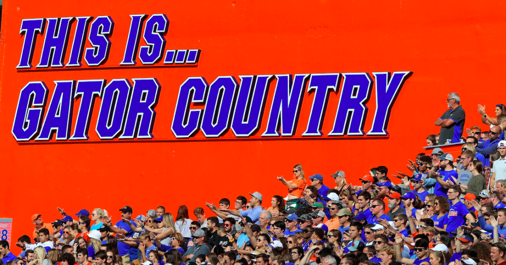 Who should Florida get if SEC adds a ninth league game?