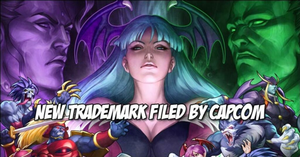 New Darkstalkers trademark filed by Capcom