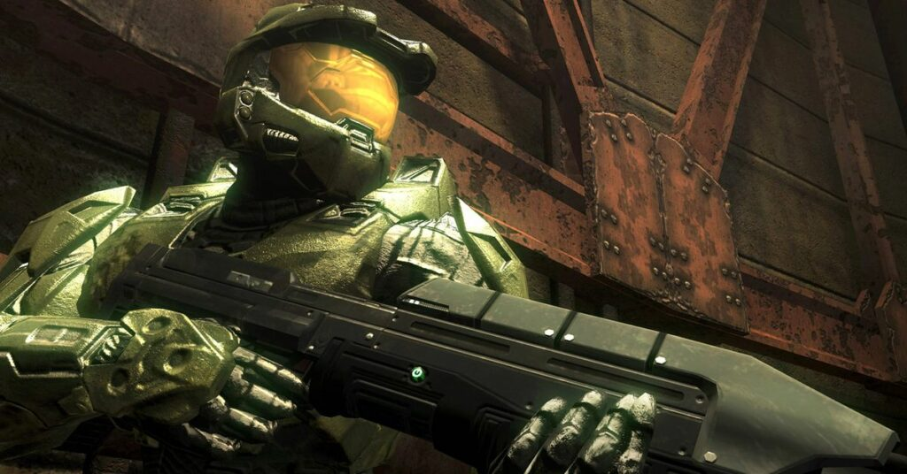 How Master Chief's iconic Halo armor has changed over the years