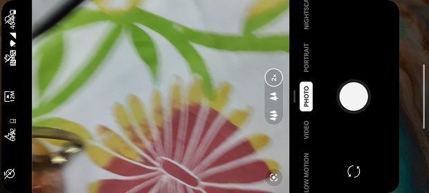 OnePlus Nord: UI Glitch