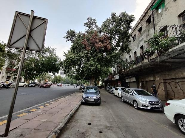 OnePlus Nord camera sample: Ultra-wide