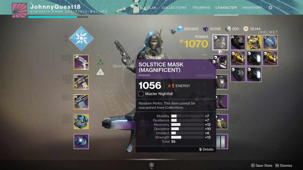 Five Warnings About Destiny 2's Solstice Of Heroes You Need To Know, Yes, Five