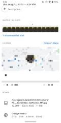 Google Camera v7.5 screenshots (courtesy of <i>AndroidPolice</i>)