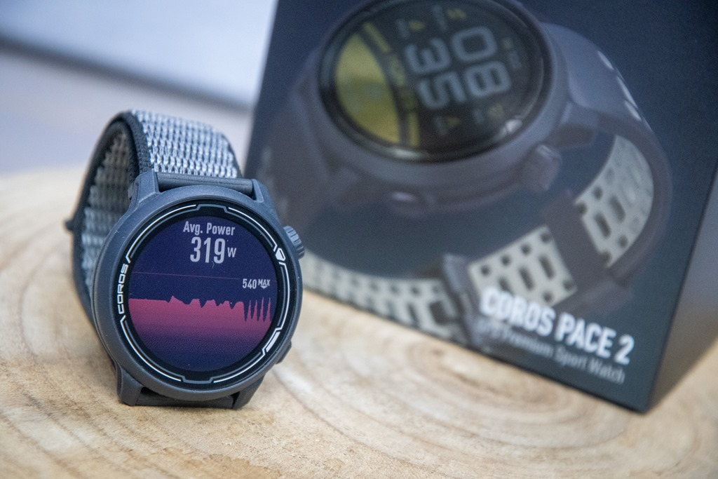 COROS Pace 2 Hands-On: A $199 Multisport watch with Running Power