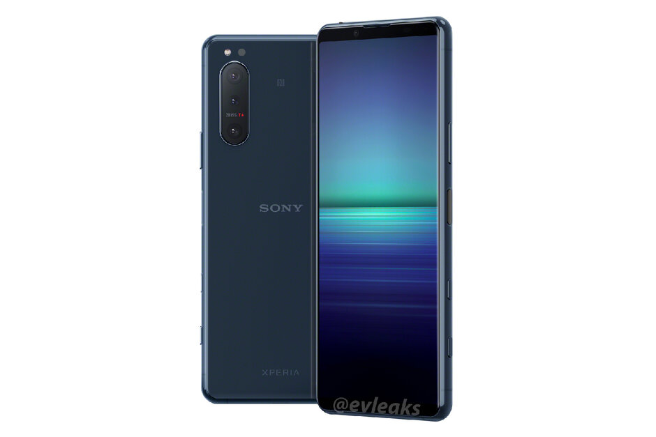 The next 5G Sony Xperia flagship has leaked in full