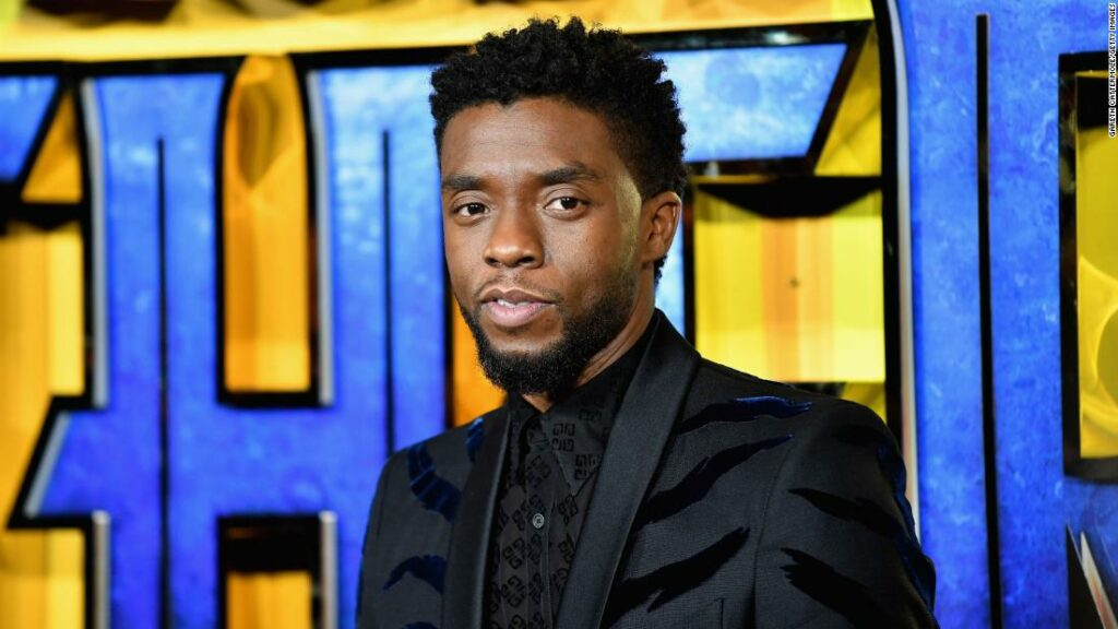 Chadwick Boseman, 'Black Panther' star, has died
