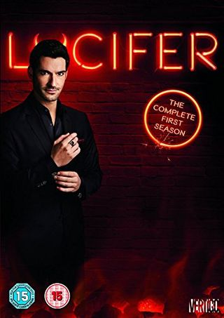 Lucifer - Season 1 [DVD]
