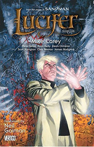 Lucifer Book One - Mike Carey